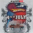 Hotwheels Texas Drive 4'th of July